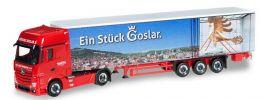 herpa 919012 Mercedes-Benz Actros Gigaspace GardPlSzg Goslar LKW-Modell 1:87 online kaufen
