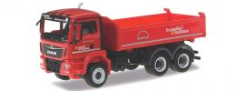 ausverkauft | herpa 919784 MAN TGS M Euro6  6x6 Meiller Kipper LKW-Modell 1:87 online kaufen