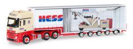 herpa 923606 Mercedes-Benz Actros Bigspace Meusburger Auflieger Hess Logistik LKW-Modell 1:87 online kaufen