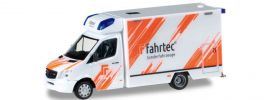herpa 924467 Mercedes-Benz Sprinter 13 RTW Fahrtec-Sonderfahrzeuge Blaulichtmodell 1:87 online kaufen