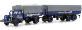 herpa 924818 Henschel HS140 Planensattelzug Dachser LKW-Modell 1:87 online kaufen