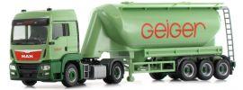 herpa 925402 MAN TGS LX Eutersilo-Sattelzug  GEIGER LKW-Modell 1:87 online kaufen