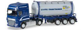 herpa 926102 DAF XF Euro6 SwapContainerSzg VTG Tanktainer LKW Modell 1:87 online kaufen