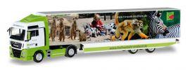 herpa 926157 MAN TGX XLX Koffersattelzug  Emsland GmbH Tierpark Nordhorn LKW Modell 1:87 online kaufen