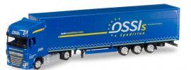 herpa 930116 DAF XF SSC E6 Jumbogardinenplanensattelzug OSSIs LKW-Modell 1:87 online kaufen