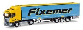 herpa 930345 Scania R 2013 Highline Gardinenplanensattelzug Fixemer LKW-Modell 1:87 online kaufen