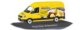 herpa 931243 MAN TGE Kastenwagen Bayerische Schmankerl Henglein Bayernmodell 2017 Automodell 1:87 online kaufen