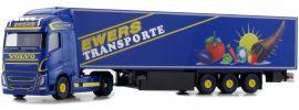 herpa 932028 Volvo FH GL Kühlkoffersattelzug Ewers Transporte LKW-Modell 1:87 online kaufen