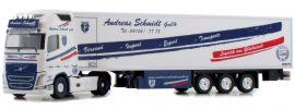 herpa 932035 Volvo FH GL XL Kühlkoffersattelzug Andreas Schmidt LKW-Modell 1:87 online kaufen