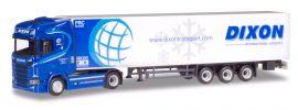 herpa 932165 Scania CS20 HD Kühlkoffersattelzug DIXON International Logistics LKW-Modell 1:87 online kaufen