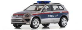 herpa 932271 VW Touareg Polizei Österreich Blaulichtmodell 1:87 online kaufen