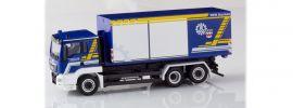 herpa 932608 MAN TGS L Euro6 WechselladerLKW THW Dachau Blaulichtmodell 1:87 online kaufen