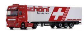 herpa 932721 DAF XF SSC Kühlkoffersattelzug  Schöni LKW-Modell 1:87 online kaufen