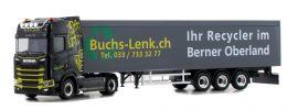 herpa 934565 Scania CS20 V8 HD Schubbodensattelzug Buchs-Lenk LKW-Modell 1:87 online kaufen