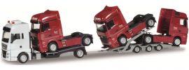 herpa 934800 MAN TGX XXL LKW-Transporter-Hängerzug Emons | LKW-Modell 1:87 online kaufen
