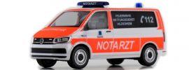 herpa 935661 VW T6 Bus Feuerwehr Hildesheim Blaulichtmodell 1:87 online kaufen