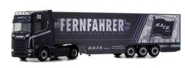 herpa 936040 Scania CS20 HD Koffersattelzug Fernfahrer H.D.T.V. LKW-Modell 1:87 online kaufen