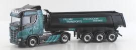 herpa 936774 Scania CS20 ND Rundmuldensattelzug Pflumm Toxic LKW-Modell Spur H0 online kaufen