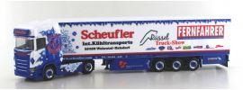 herpa 936781 Scania CS20 HD Kühlkoffersattelzug Scheufler FERNFAHRER LKW-Modell 1:87 online kaufen