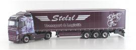 herpa 936804 Volvo FH GL Gardinenplanensattelzug Stelzl LKW-Modell 1:87 online kaufen