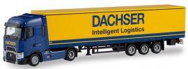 herpa 938150 Renault T Gardinenplanensattelzug DACHSER LKW-Modell 1:87 online kaufen