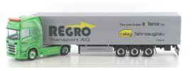 herpa 938198 Scania CR20 Schubbodensattelzug REGRO AG  LKW-Modell 1:87 online kaufen