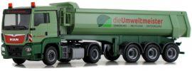 herpa 938594 MAN TGS L Euro6 Carnehlrundmuldensattelzug Geiger die Umweltmeister LKW-Modell 1:87 online kaufen