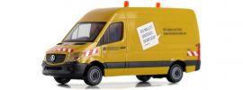 herpa 939010 Mercedes-Benz Sprinter Kasten Leonhard Weiss Grosses bewegen Automodell 1:87 online kaufen