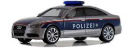 herpa 939119 Audi A6 Limousine C7 Polizei Österreich Blaulichtmodell 1:87 online kaufen