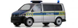 herpa 939713 VW T6 Bus Landespolizei Sachsen-Anhalt Blaulichtmodell 1:87 online kaufen
