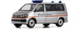 herpa 940023 VW T6 Bus ASFINAG Mautaufsicht Österrich Blaulichtmodell 1:87 online kaufen