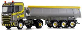 herpa 940405 Scania CR20 ND Thermomuldensattelzug Dornbierer LKW-Modell  1:87 online kaufen