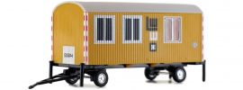herpa 940665 Bauwagen Leonhard Weiss Automodell 1:87 online kaufen
