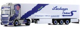ausverkauft | herpa 941266 Scania R 2013TL Kühlkoffersattelzug Lechner Trans Pink Lady LKW-Modell 1:87 online kaufen