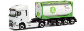 herpa 941471 Renault T Tankcontainer-Sattelzug Eurotainer | LKW-Modell 1:87 online kaufen