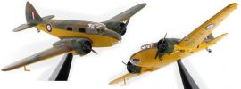 Oxford 8172AO003 Airspeed Oxford V3388/G-AHTW | Flugzeugmodell 1:72 online kaufen