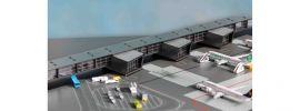 herpa 528283 Amsterdam Pier G Corridor und Pier H Bausatz 1:500 online kaufen