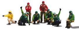 herpa 82TSMWAC002 US NAVY Deck Crew-LaunchTeam 8 Figuren Zubehör 1:72 online kaufen