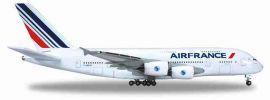 herpa WINGS 515634-004 Airbus A380-800 Air France Miniaturmodell 1:500 online kaufen