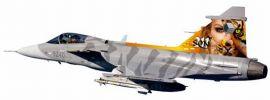 herpa 82MLCZ7210 Saab JAS-39 Czech Air Force Wildcat NATO Tiger Meet 2017 Flugzeugmodell 1:72 online kaufen
