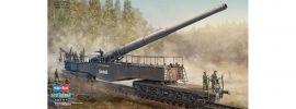 HobbyBoss 82903 Eisenbahngeschütz Leopold 280mm K5(E)   Militär Bausatz 1:72 online kaufen