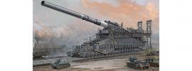 HobbyBoss 82911 Eisenbahngeschütz Dora 80cm K(E) | Militär Bausatz 1:72 online kaufen