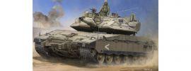 HobbyBoss 84523 IDF Merkava Mk.IV mit Trophy | Panzer Bausatz 1:35 online kaufen