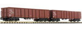 HOBBYTRAIN H23404 Güterwagen-Set 2-tlg. Eanos X-052 DG Y-25 DB | Spur N online kaufen