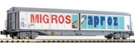 HOBBYTRAIN H23454 Güterwagen Habils APROZ | SBB | Spur N online kaufen