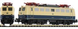 HOBBYTRAIN H2839 E-Lok BR 140 ozeanblau/beige DB | DC analog | Spur N online kaufen