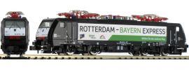 HOBBYTRAIN H2924 E-Lok BR 189 MRCE Ro.-Bay.-Express | DC analog | Spur N online kaufen