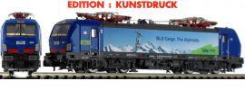HOBBYTRAIN H2998 E-Lok Re475 Vectron BLS Hupac | analog | Spur N online kaufen