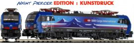 HOBBYTRAIN H2999S E-Lok Re475 Vectron Night Piercer SBB Cargo | DCC Sound | Spur N online kaufen