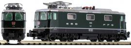 HOBBYTRAIN H3020 E-Lok Re4/4 II 1.Serie, grün | SBB | DC analog | Spur N online kaufen